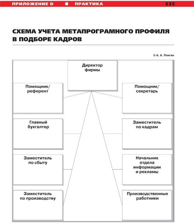 PDF. Руководство к курсу НЛП практик. Плигин А. А. Страница 490. Читать онлайн