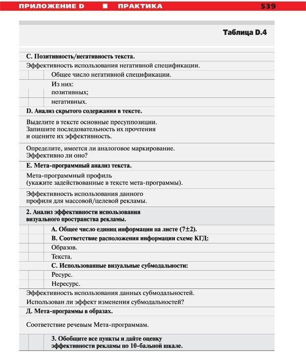 PDF. Руководство к курсу НЛП практик. Плигин А. А. Страница 494. Читать онлайн