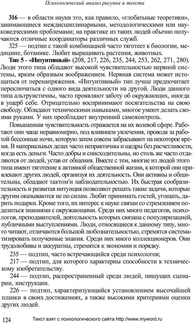 PDF. Психологический анализ рисунка и текста. Потемкина О. Ф. Страница 123. Читать онлайн