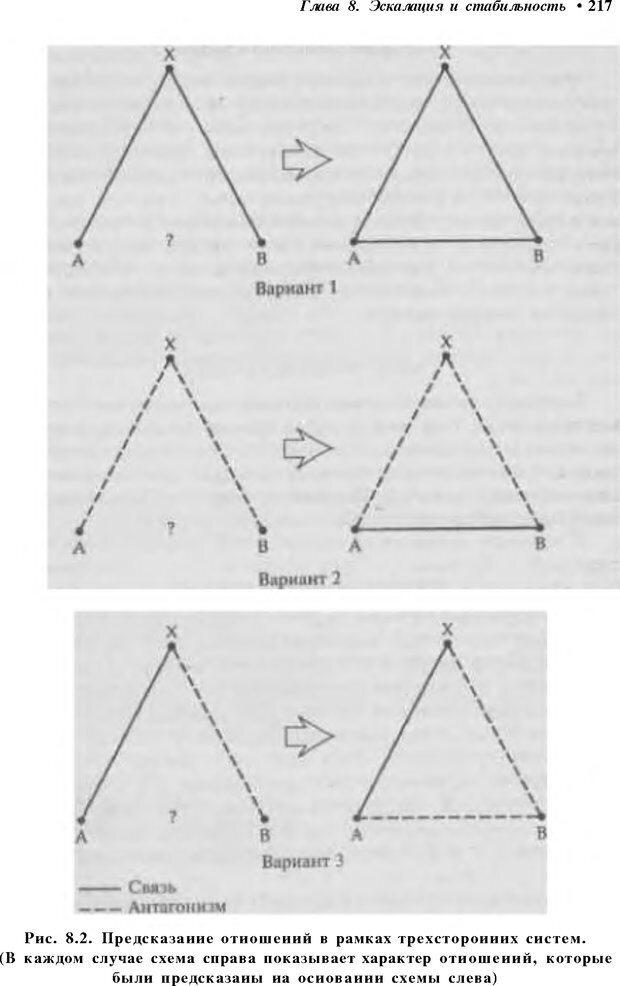 DJVU. Социальный конфликт: эскалация, тупик, разрешение. Рубин Д. Страница 211. Читать онлайн