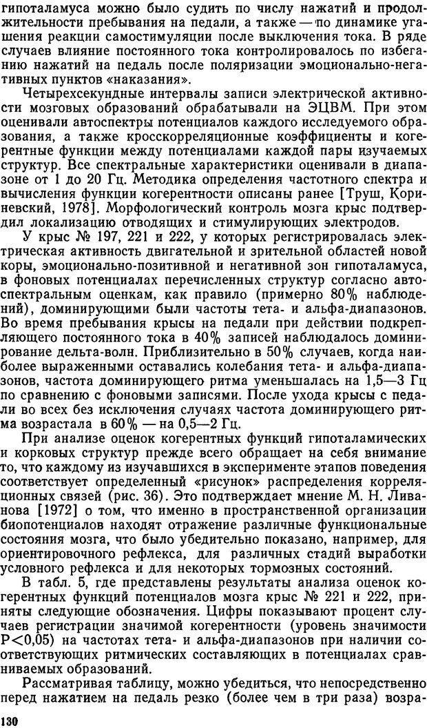 DJVU. Эмоциональный мозг. Симонов П. В. Страница 131. Читать онлайн