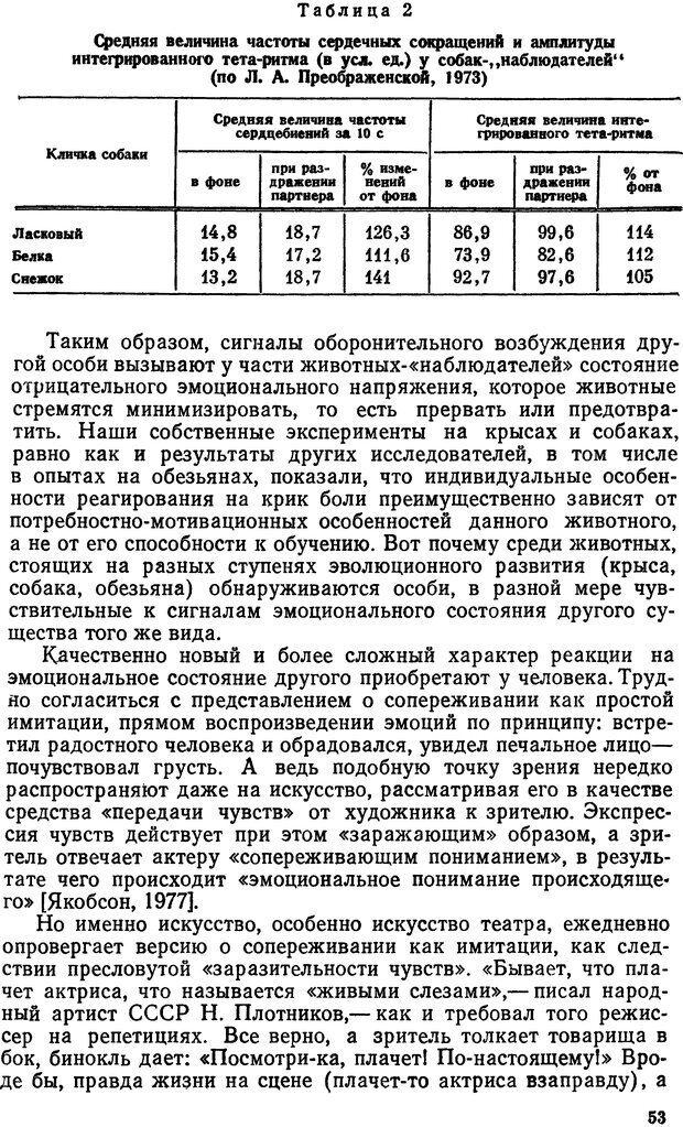 DJVU. Эмоциональный мозг. Симонов П. В. Страница 53. Читать онлайн
