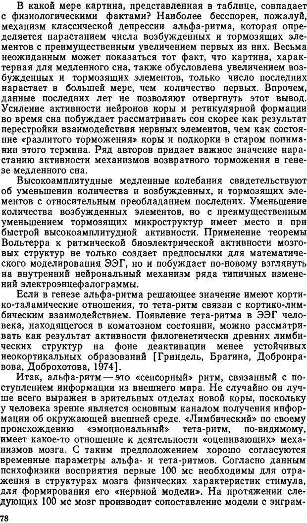 DJVU. Эмоциональный мозг. Симонов П. В. Страница 78. Читать онлайн