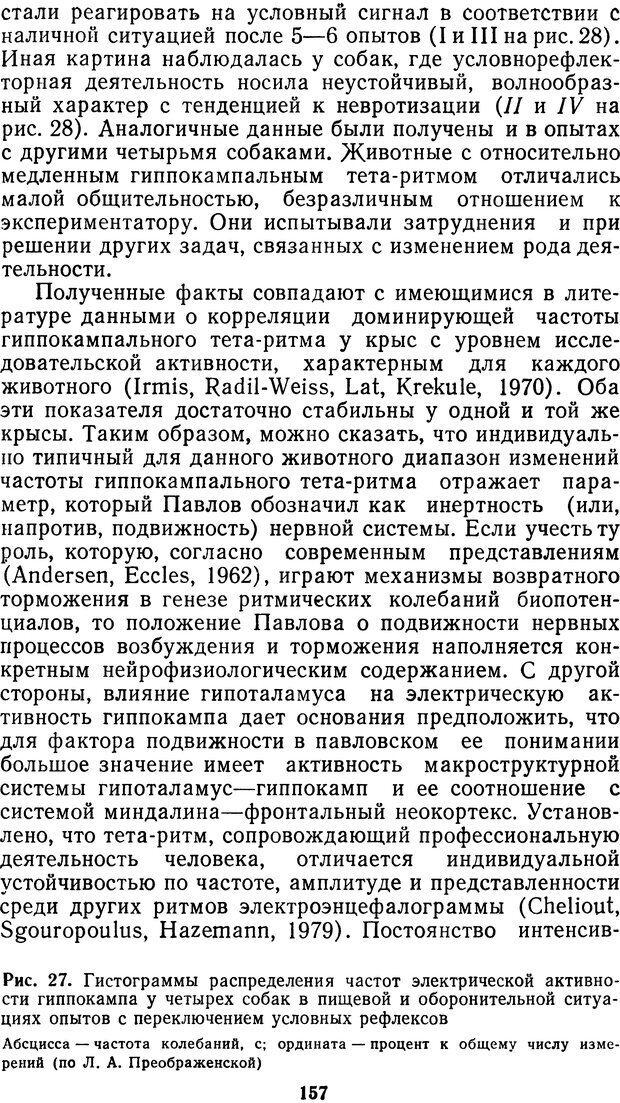 DJVU. Мотивированный мозг. Симонов П. В. Страница 158. Читать онлайн