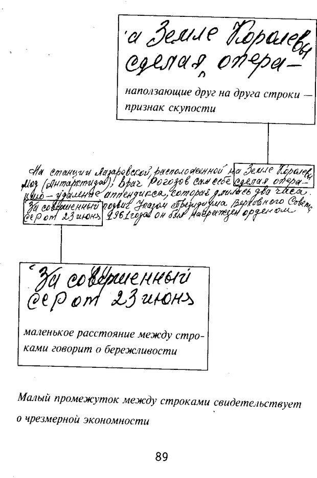 DJVU. Почерк и характер. Соломевич В. И. Страница 103. Читать онлайн