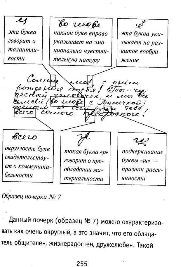 DJVU. Почерк и характер. Соломевич В. И. Страница 270. Читать онлайн
