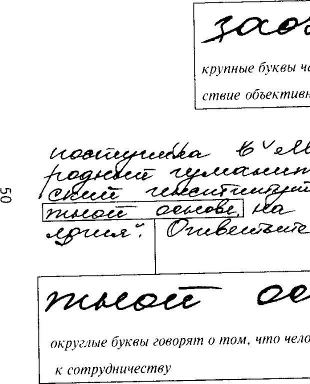 DJVU. Почерк и характер. Соломевич В. И. Страница 55. Читать онлайн