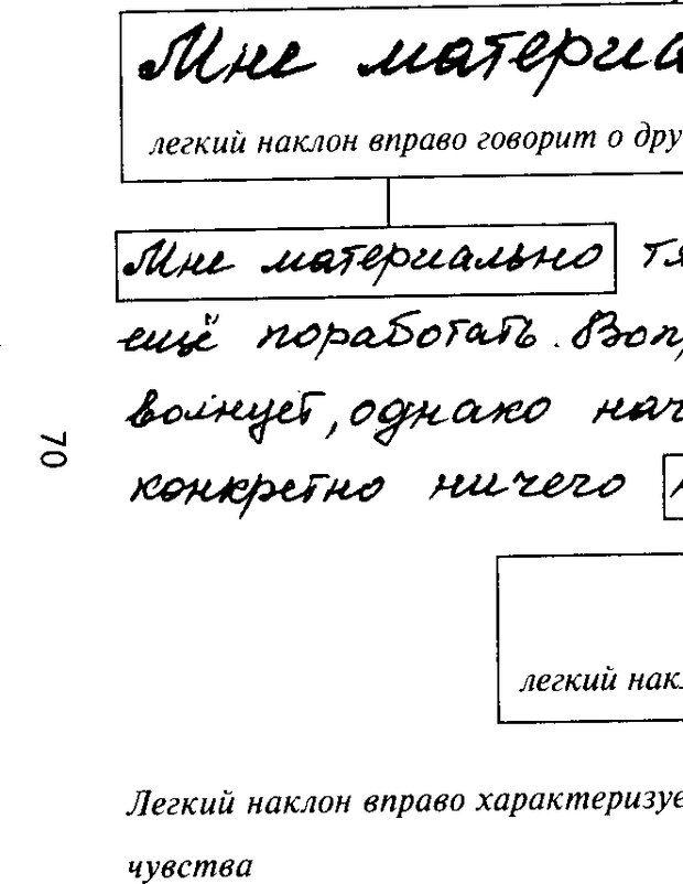 DJVU. Почерк и характер. Соломевич В. И. Страница 77. Читать онлайн