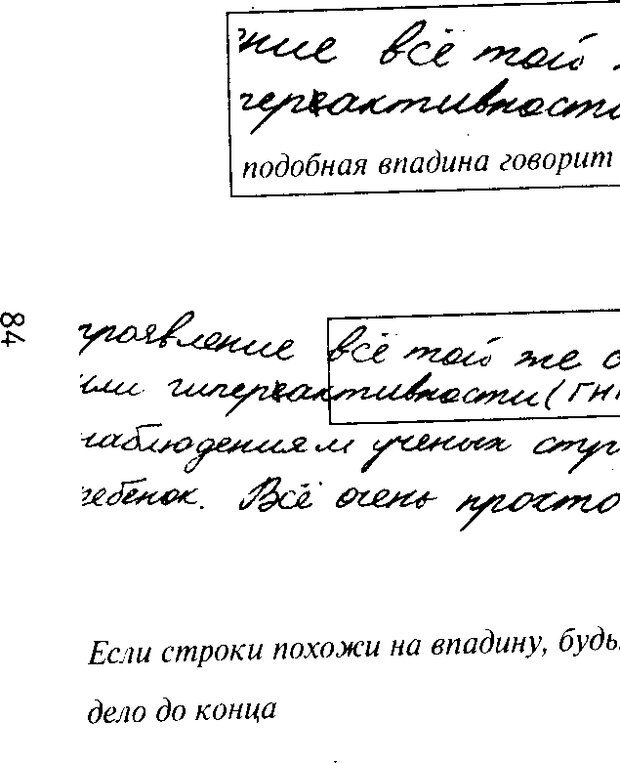 DJVU. Почерк и характер. Соломевич В. И. Страница 95. Читать онлайн