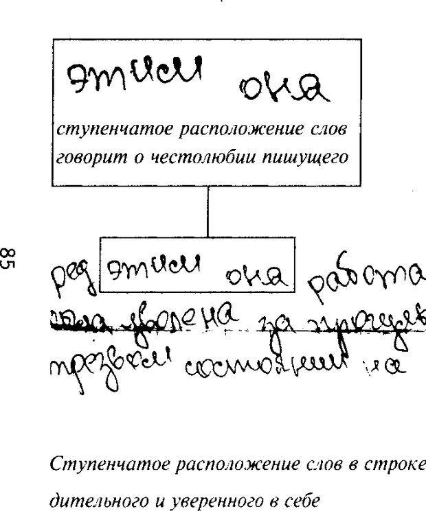 DJVU. Почерк и характер. Соломевич В. И. Страница 97. Читать онлайн