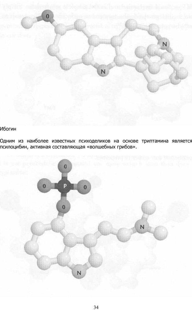 PDF. ДМТ  - Молекула Духа. Страссман Р. Страница 33. Читать онлайн
