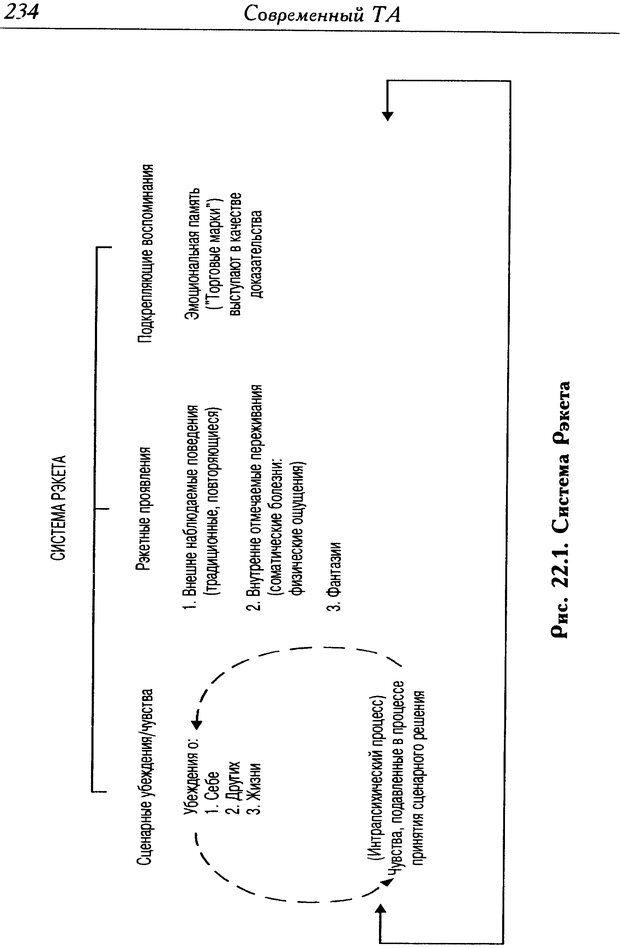 DJVU. Современный транзактный анализ. Стюарт Я. Страница 233. Читать онлайн