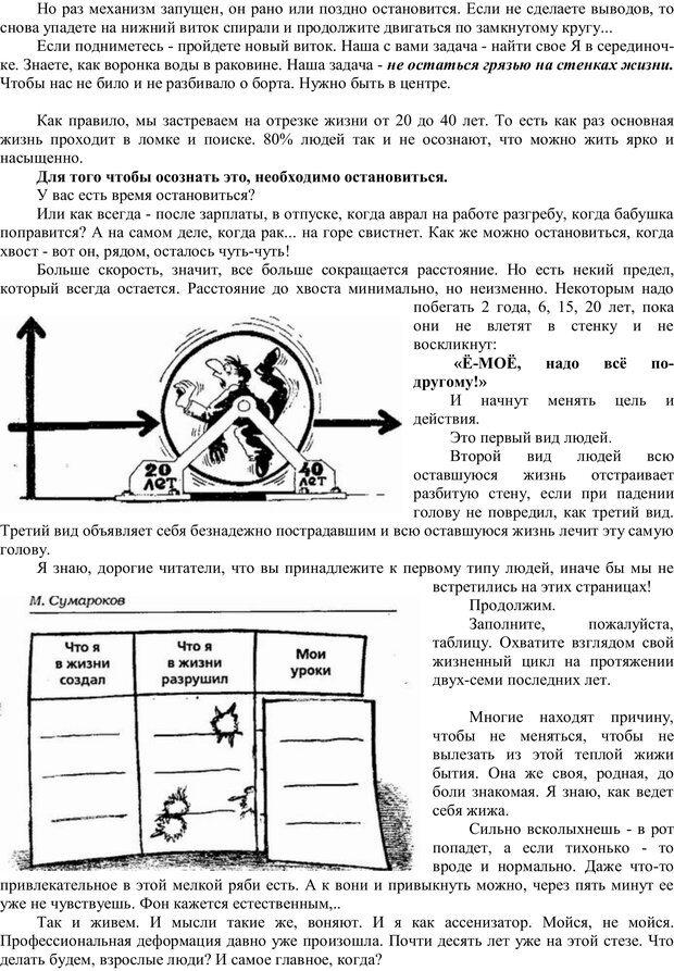 PDF. Мудрая матрица, или Эффективное управление собственной жизнью. Сумароков М. Г. Страница 33. Читать онлайн
