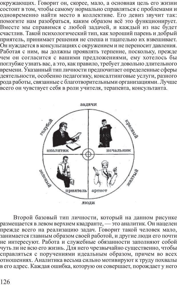PDF. Личность лидера. Трейси Б. Страница 125. Читать онлайн