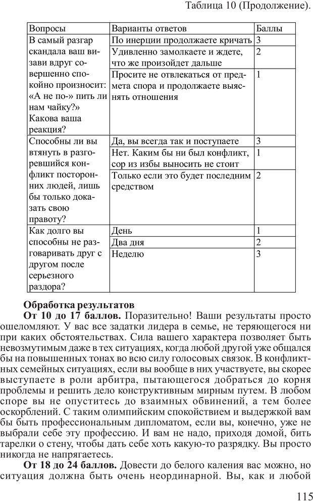 PDF. Поднимись над толпой. Тренинг лидерства. Вагин И. О. Страница 114. Читать онлайн