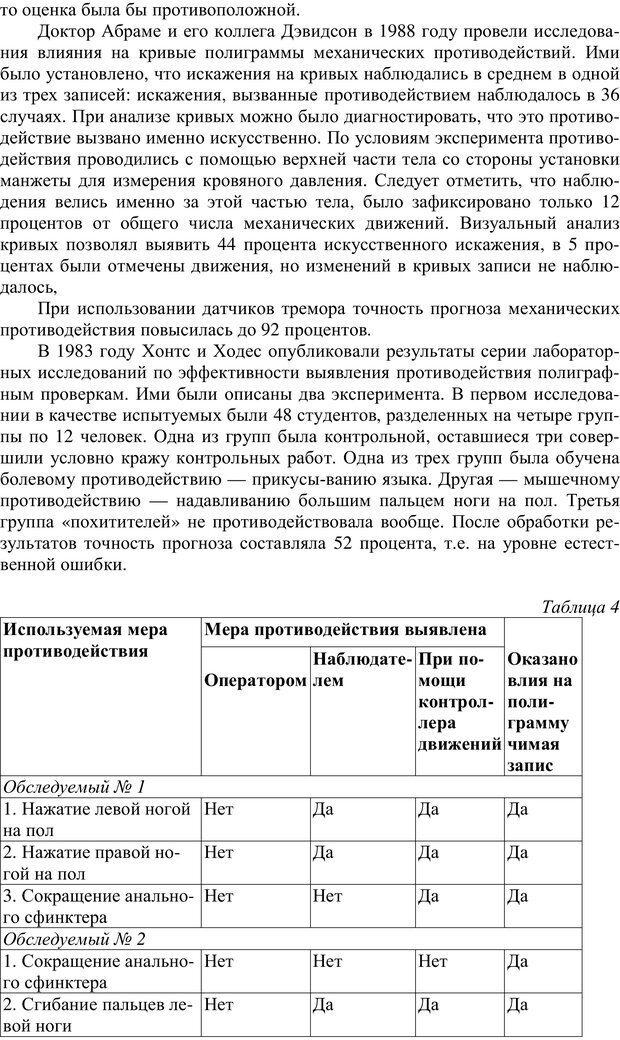 PDF. Противодействие полиграфу и пути их нейтрализации. Варламов В. А. Страница 25. Читать онлайн