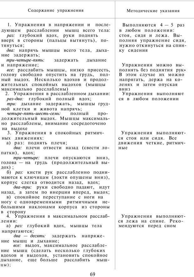 PDF. Как управлять собой. Водейко Р. И. Страница 70. Читать онлайн