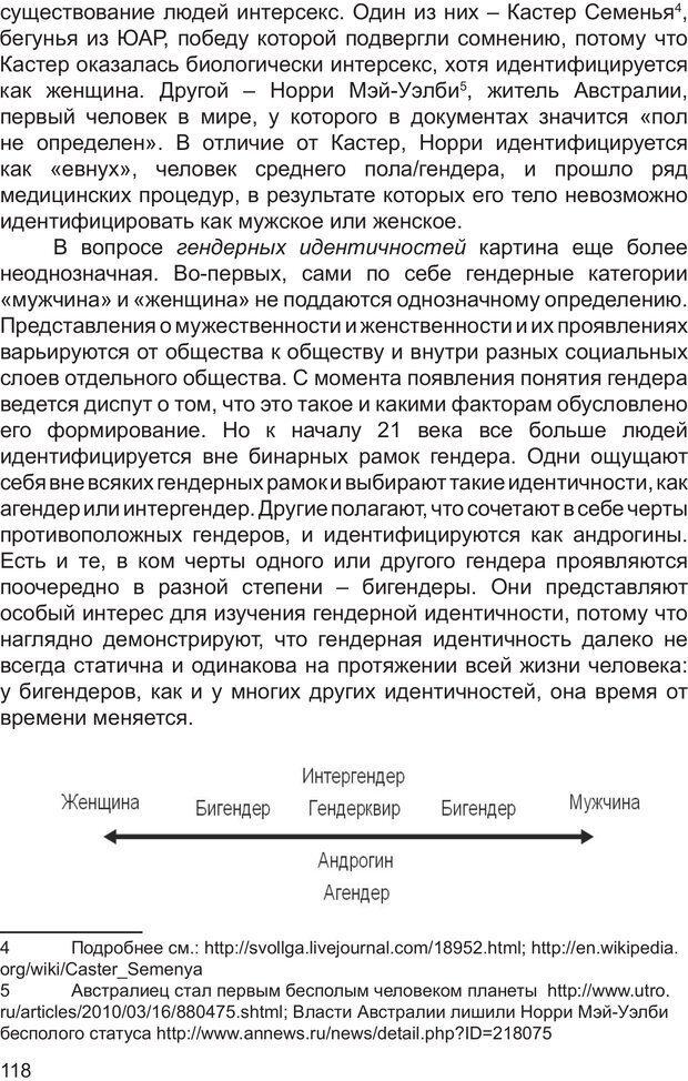 PDF. Возможен ли «квир» по-русски? Междисциплинарный сборник. Без автора . Страница 117. Читать онлайн