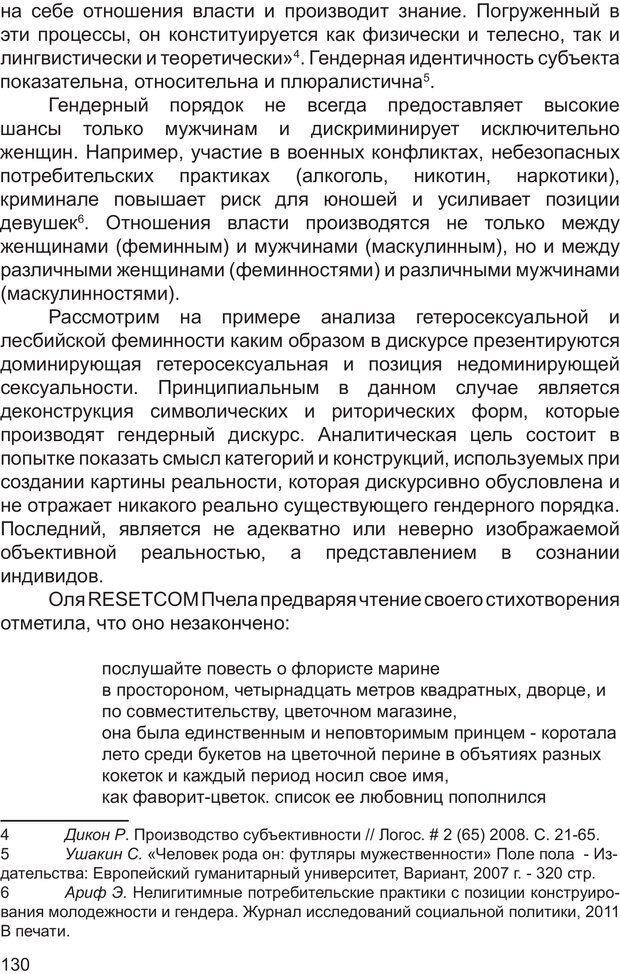 PDF. Возможен ли «квир» по-русски? Междисциплинарный сборник. Без автора . Страница 129. Читать онлайн