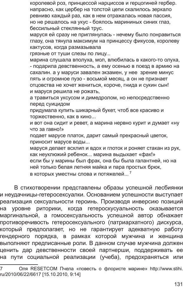 PDF. Возможен ли «квир» по-русски? Междисциплинарный сборник. Без автора . Страница 130. Читать онлайн