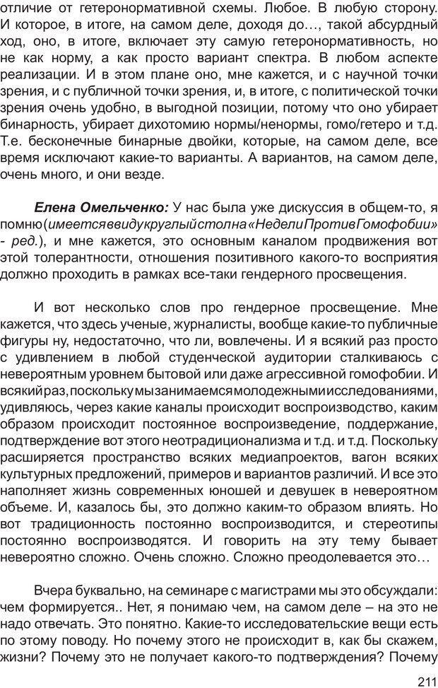 PDF. Возможен ли «квир» по-русски? Междисциплинарный сборник. Без автора . Страница 210. Читать онлайн