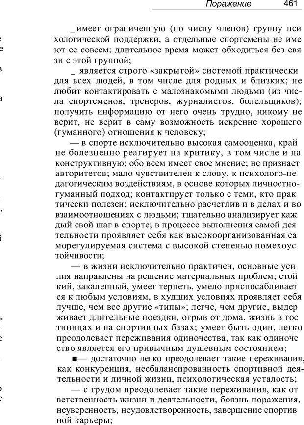 PDF. Проклятие профессии. Бытие и сознание практического психолога. Загайнов Р. М. Страница 463. Читать онлайн