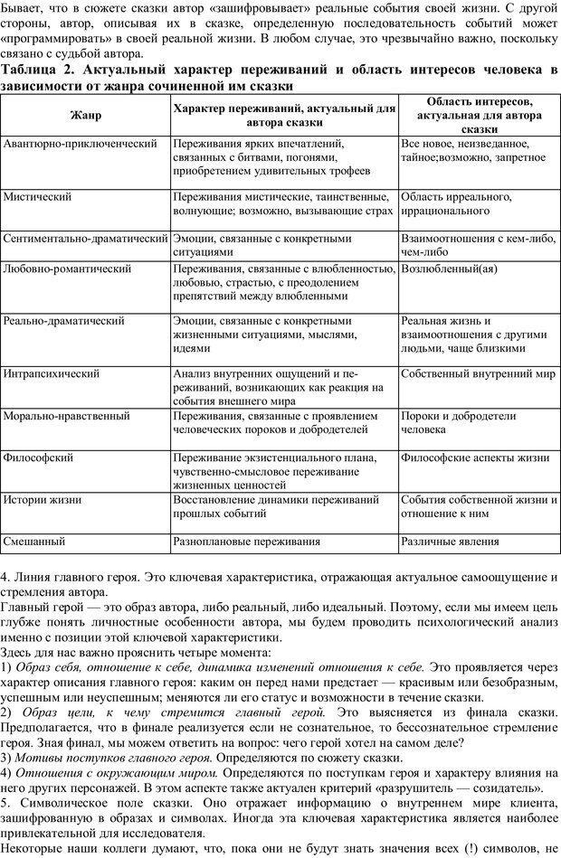 PDF. Проективная диагностика в сказкотерапии. Зинкевич-Евстигнеева Т. Д. Страница 13. Читать онлайн