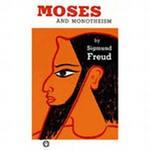 """Обложка книги """"Моисей и монотеизм"""""""