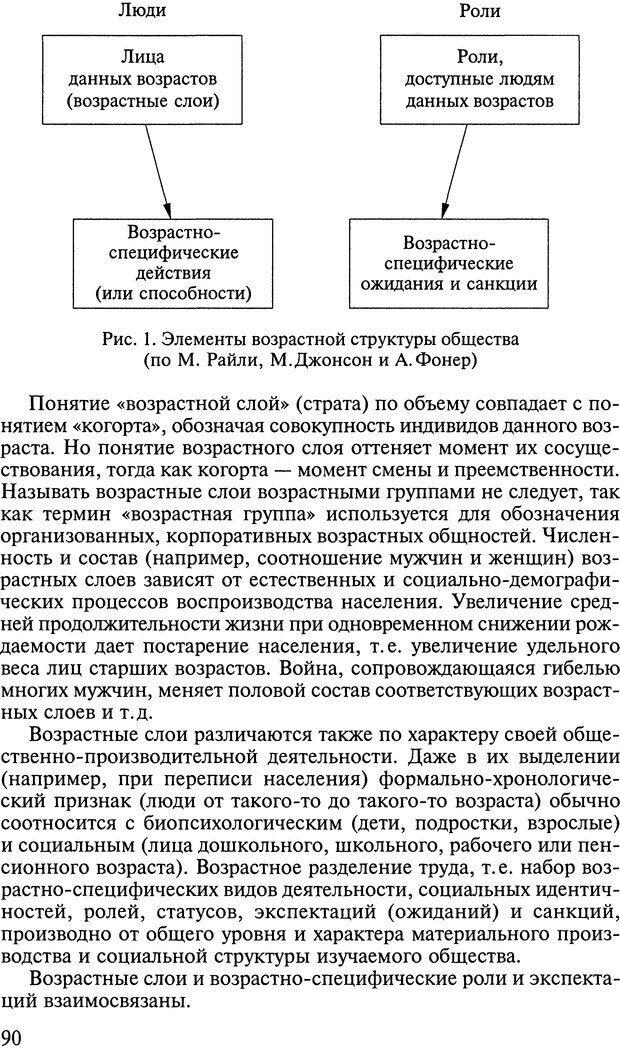 DJVU. Ребенок и общество. Кон И. С. Страница 89. Читать онлайн
