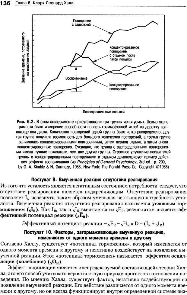 DJVU. Теории научения[6-е издание]. Хегенхан Б. Р. Страница 133. Читать онлайн