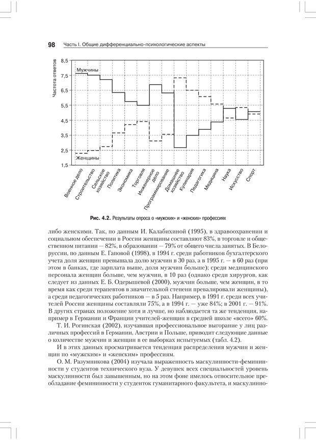 PDF. Дифференциальная психология профессиональной деятельности. Ильин Е. П. Страница 97. Читать онлайн