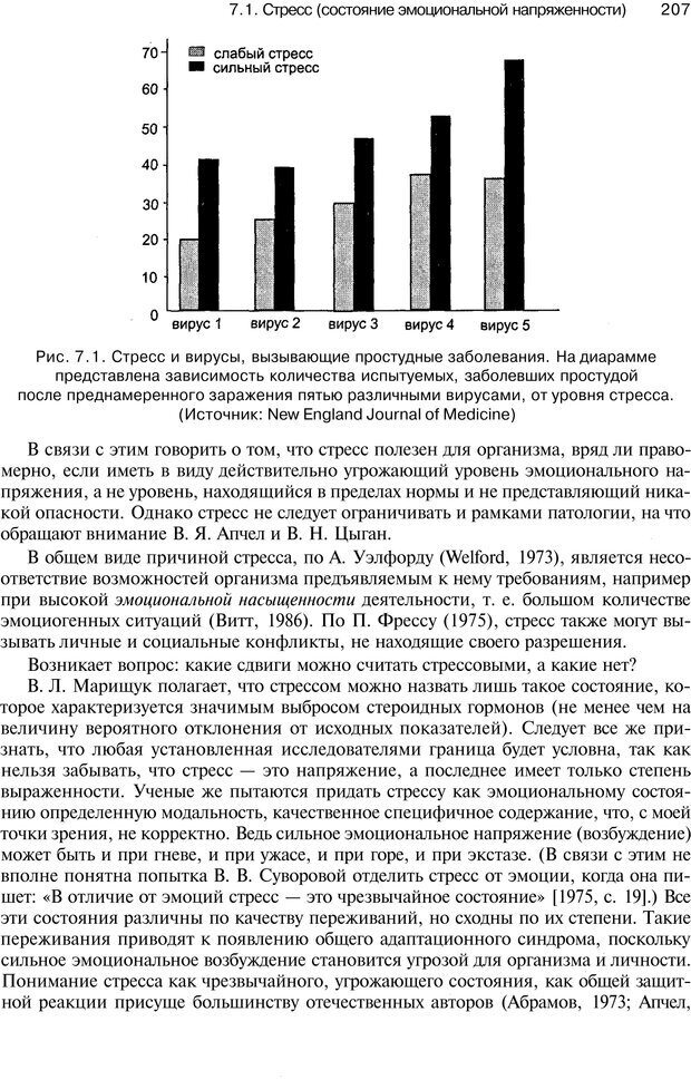 PDF. Эмоции и чувства. Ильин Е. П. Страница 206. Читать онлайн