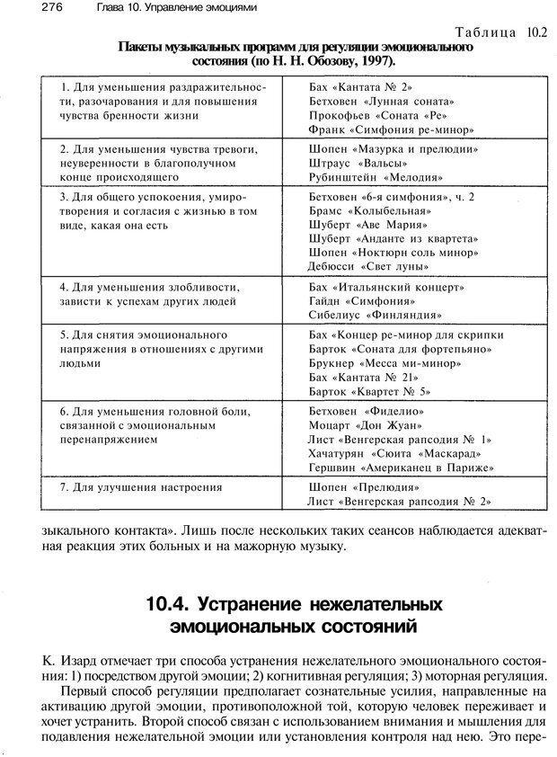 PDF. Эмоции и чувства. Ильин Е. П. Страница 275. Читать онлайн