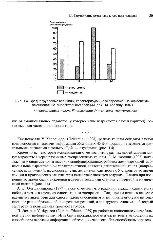 PDF. Эмоции и чувства. Ильин Е. П. Страница 28. Читать онлайн