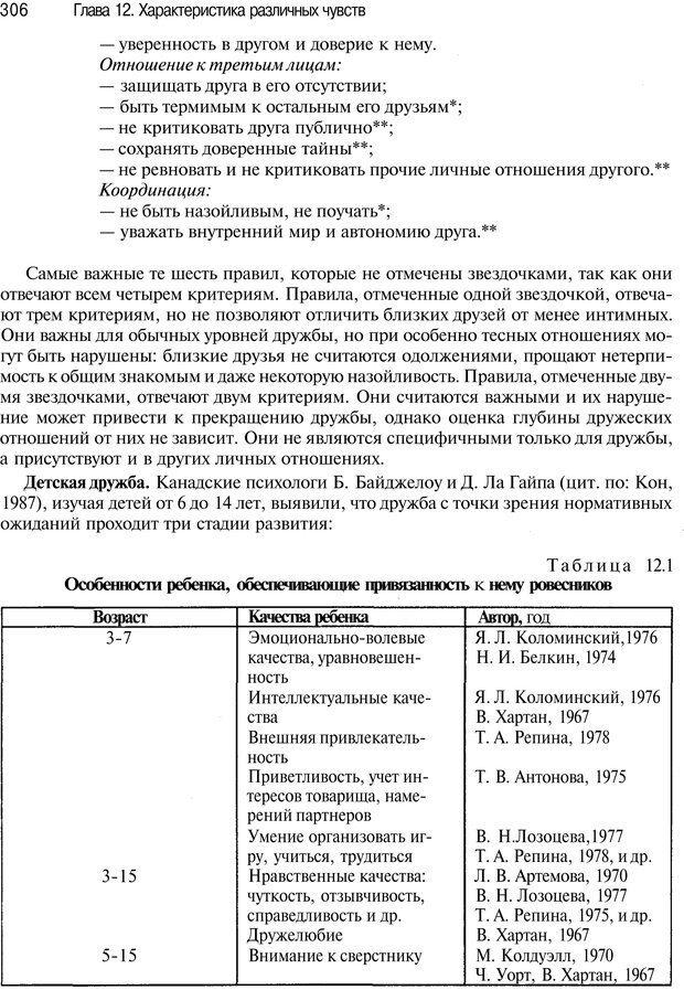 PDF. Эмоции и чувства. Ильин Е. П. Страница 305. Читать онлайн