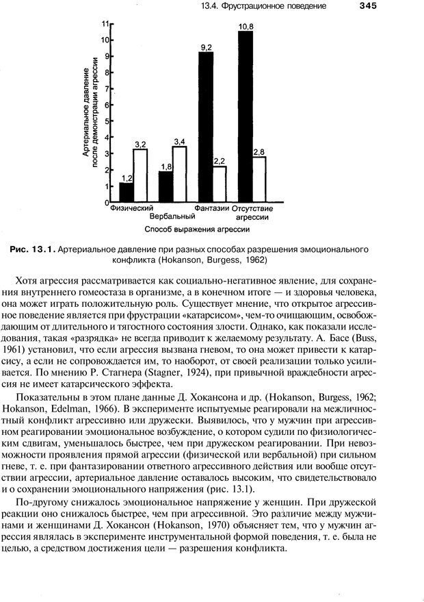 PDF. Эмоции и чувства. Ильин Е. П. Страница 344. Читать онлайн