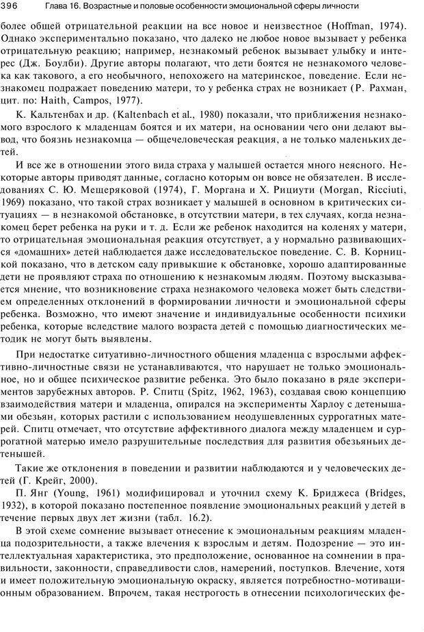 PDF. Эмоции и чувства. Ильин Е. П. Страница 395. Читать онлайн