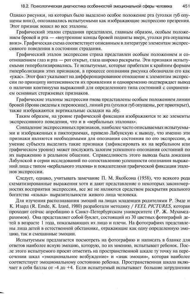 PDF. Эмоции и чувства. Ильин Е. П. Страница 450. Читать онлайн