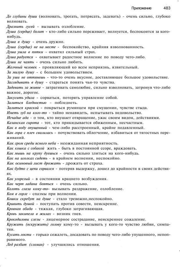 PDF. Эмоции и чувства. Ильин Е. П. Страница 482. Читать онлайн