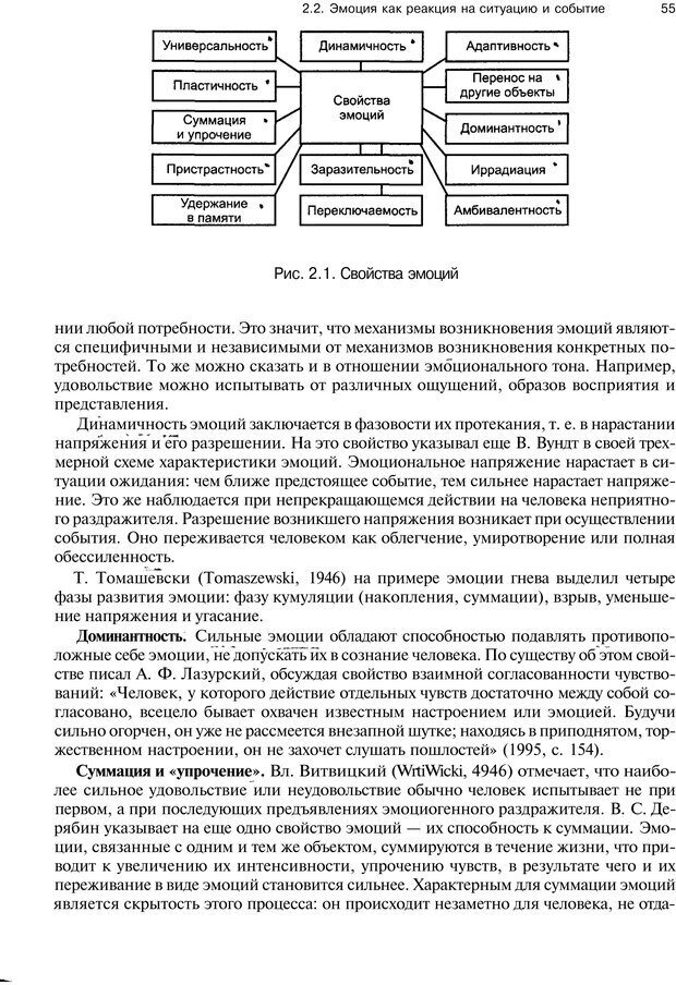 PDF. Эмоции и чувства. Ильин Е. П. Страница 54. Читать онлайн
