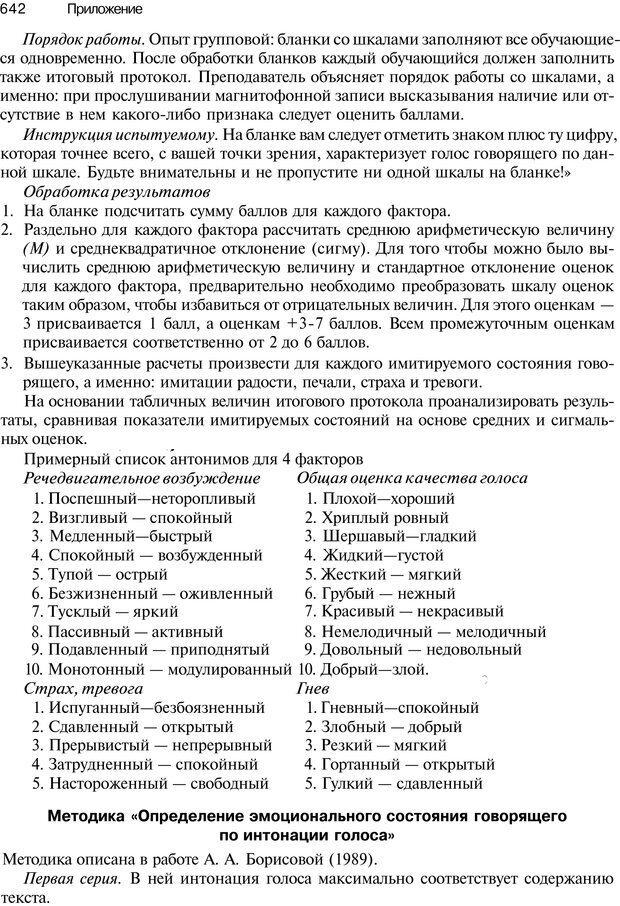 PDF. Эмоции и чувства. Ильин Е. П. Страница 641. Читать онлайн
