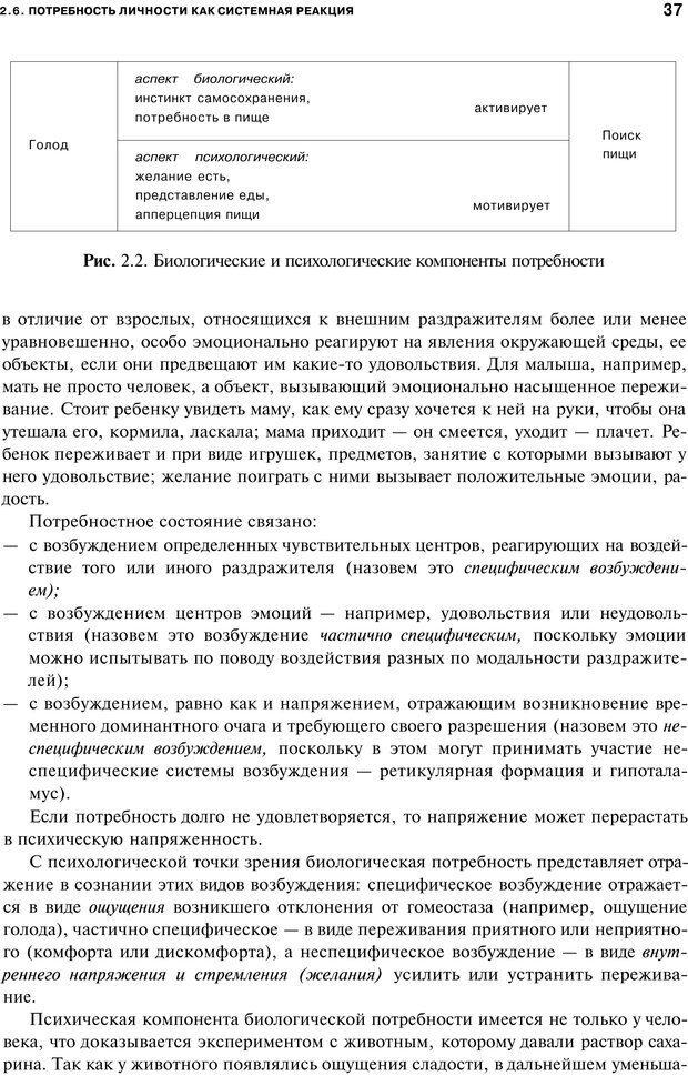 PDF. Мотивация и мотивы. Ильин Е. П. Страница 36. Читать онлайн