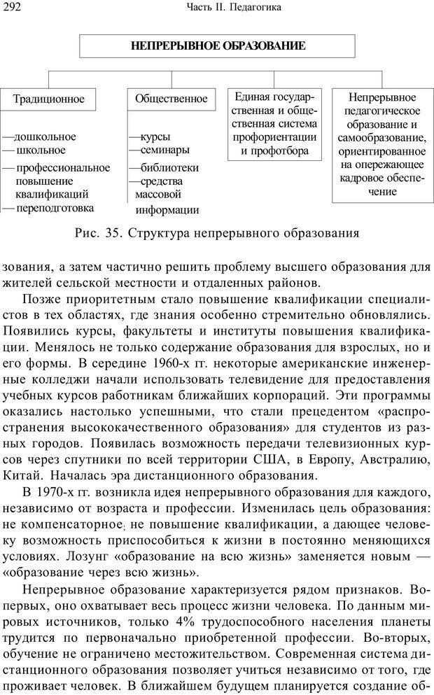 PDF. Психология и педагогика. Милорадова Н. Г. Страница 292. Читать онлайн
