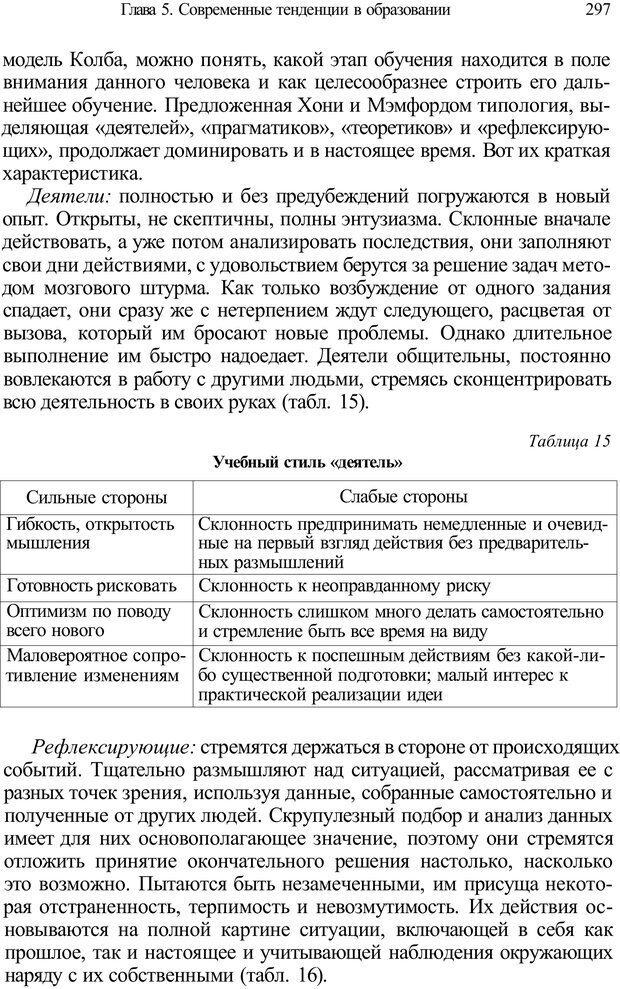 PDF. Психология и педагогика. Милорадова Н. Г. Страница 297. Читать онлайн