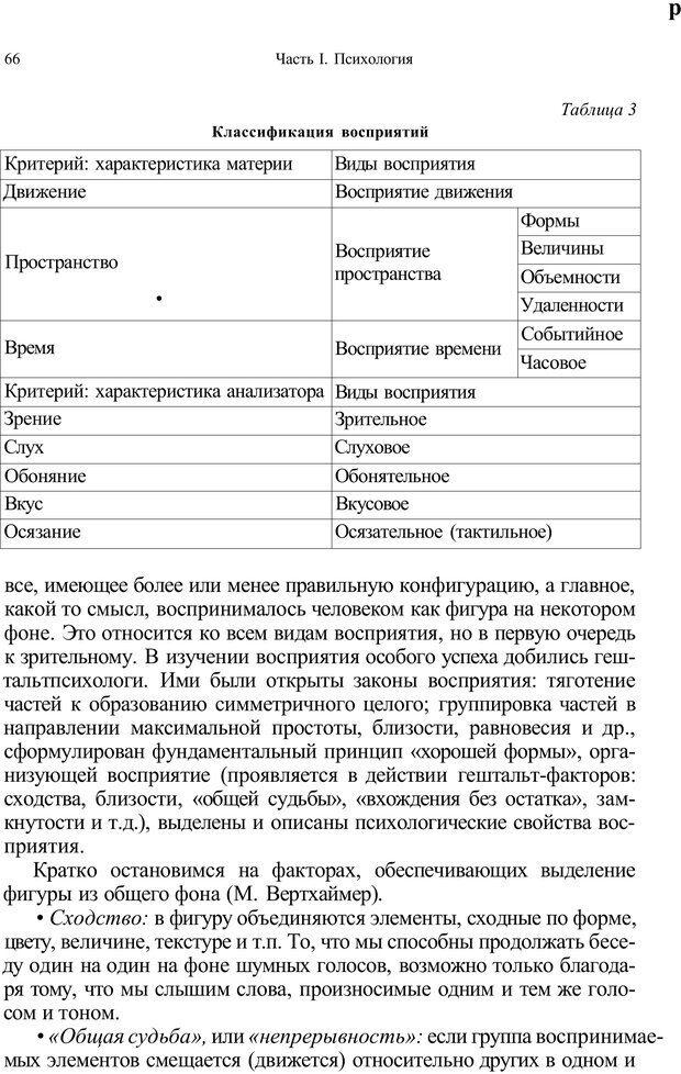 PDF. Психология и педагогика. Милорадова Н. Г. Страница 66. Читать онлайн