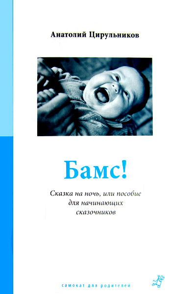 "Обложка книги ""Бамс!"""