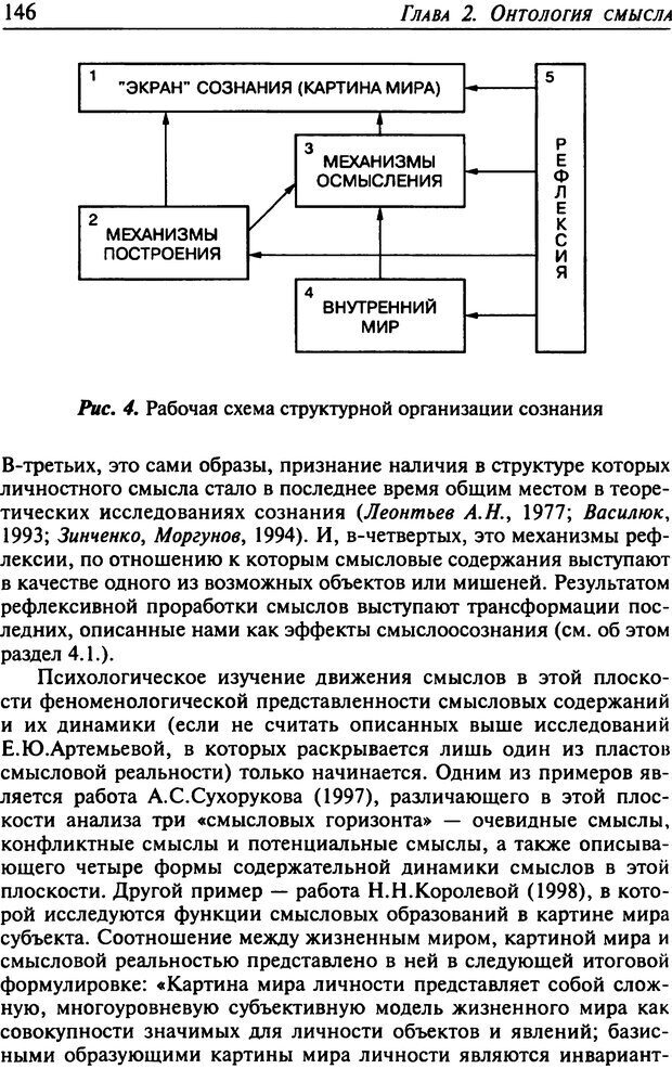 DJVU. Психология смысла. Леонтьев Д. А. Страница 146. Читать онлайн