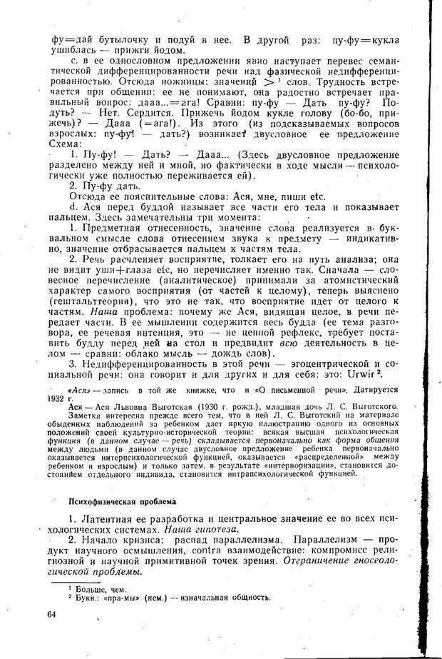 PDF. Статьи, конспекты, материалы из личного архива Л.С. Выготского. Выготский Л. С. Страница 167. Читать онлайн