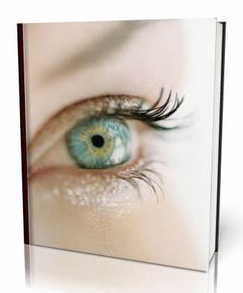 """Обложка книги """"Эффективные методики по восстановлению здоровья глаз"""""""