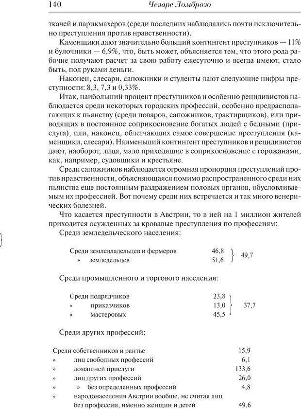 PDF. Преступный человек. Ломброзо Ч. Страница 136. Читать онлайн